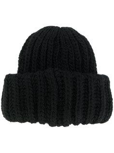 шапка крупной вязки Federica Moretti