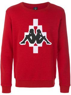Marcelo Burlon x Kappa sweatshirt Marcelo Burlon County Of Milan