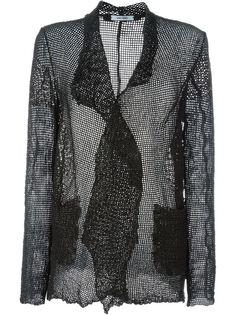 пиджак с карманами спереди Salvatore Santoro