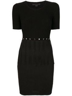 короткое платье с кисточками Alexander Wang