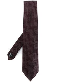 галстук с вышивкой Tom Ford