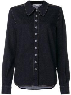 рубашка на пуговицах с отделкой  Stella McCartney