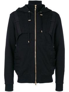 strap detail hoodie Balmain
