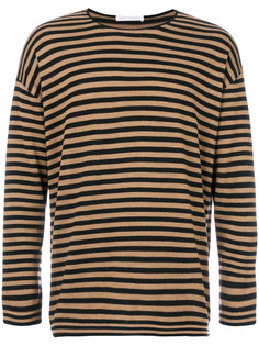 свитер Easy Winter в полоску Société Anonyme