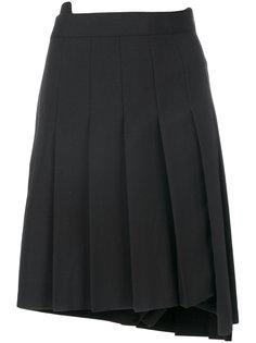 плиссированная мини-юбка  Junya Watanabe Comme Des Garçons