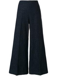 джинсы клеш с завышенной талией Barena
