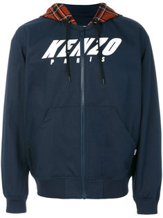 худи с логотипом Kenzo
