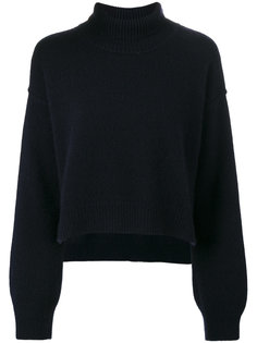 Cropped turtleneck jumper Rejina Pyo