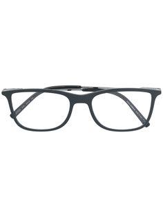 очки с квадратной оправой Dolce & Gabbana Eyewear