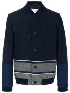 куртка-бомбер  мешковатого кроя Etro