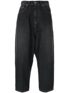 укороченные джинсы бойфренда Twin-Set