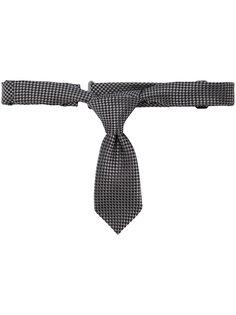 воротник-галстук в клетку N. Hoolywood