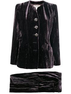 классический костюм Yves Saint Laurent Vintage