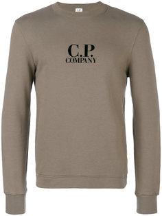 толстовка с логотипом CP Company