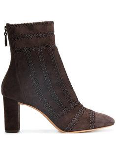 zipped ankle boots  Alexandre Birman