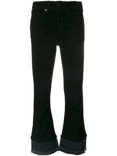 укороченные брюки клеш  Rag & Bone
