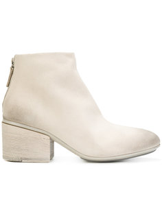 сапоги на каблуках-столбиках Marsèll