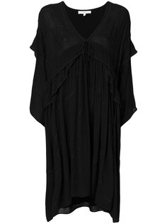 платье с вышивкой  Iro