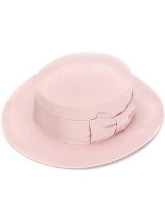 шляпа с бантом Federica Moretti