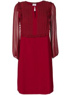 платье с оборкой  Max Mara Studio