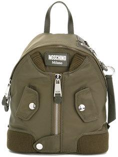 рюкзак в стиле куртки Moschino