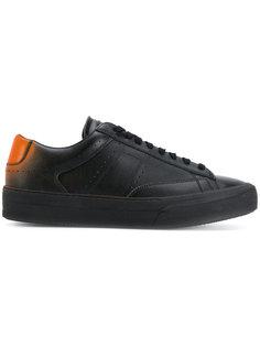 кроссовки с эффектом распыленной краски Maison Margiela