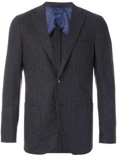 classic fitted blazer Barba