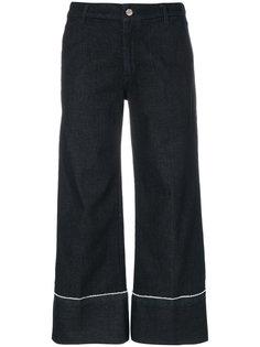 укороченные широкие джинсы The Seafarer