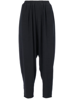 washed silk pants Unconditional