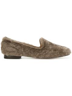 slipper loafers Agnona