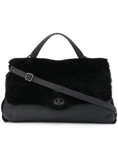большая сумка-тоут Zanellato