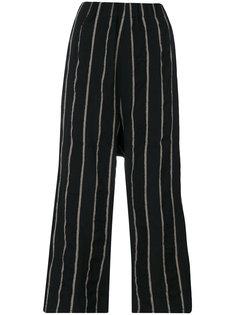 укороченные брюки Talon Uma Wang