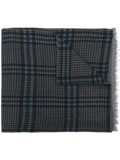 шарф в ломаную клетку Valentino Garavani  Valentino