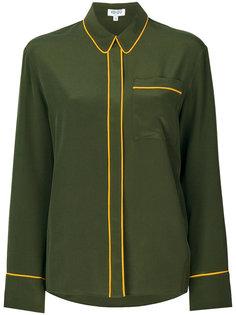 рубашка с кантом  Kenzo