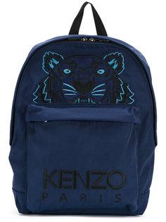 полотняный рюкзак с изображением тигра Kenzo