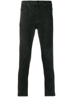 узкие джинсы In Love Love Moschino