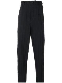 брюки с завышенной талией Osaka Uma Wang