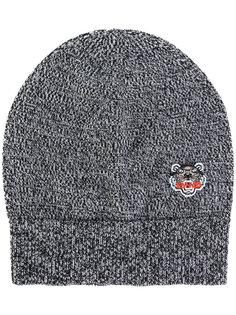 шапка с заплаткой Tiger  Kenzo