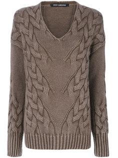 фактурный свитер  Iris Von Arnim