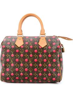 сумка Speedy 25 с монограммой Louis Vuitton Vintage