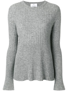 расклешенный свитер  Allude