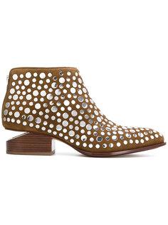 ботинки Kory с заклепками Alexander Wang