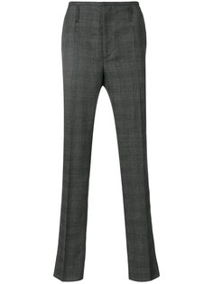 классические брюки в клетку Maison Margiela
