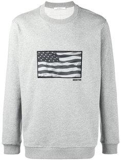 толстовка с флагом США Givenchy