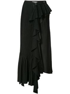 асимметричная юбка J.W.Anderson
