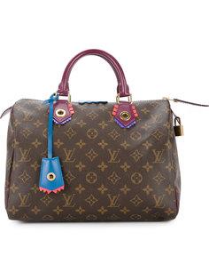 сумка-тоут Totem Speedy с монограммой Louis Vuitton Vintage