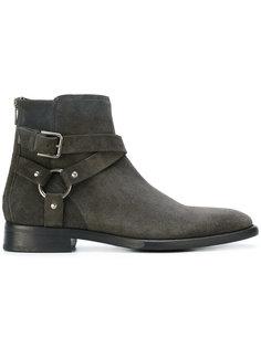 ботинки с пряжкой Dolce & Gabbana