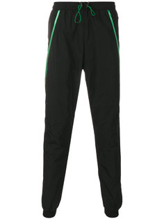 striped track trousers Cottweiler