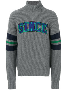 трикотажный свитер Since MSGM