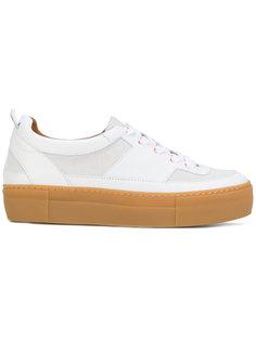 кроссовки на платформе Ganni